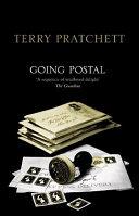 Going Postal Bokomslag