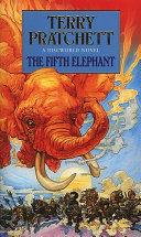 The Fifth Elephant Bokomslag