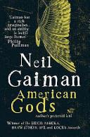 American Gods Bokomslag
