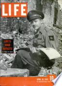 30. apr 1945