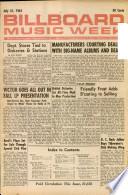 31. jul 1961