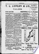 13. mar 1909