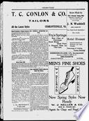 29. mai 1909