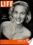 22. sep 1947