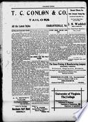 16. jan 1909
