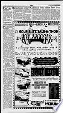 19. mai 2001