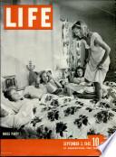 3. sep 1945
