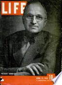 23. apr 1945