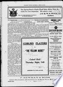 25. apr 1916